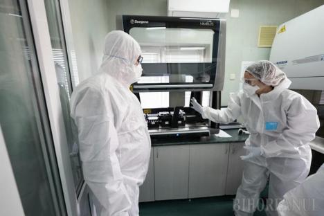 Mai multe testări!Primăria Oradea a comandat cel de-al doilea aparat de testare pentru coronavirus