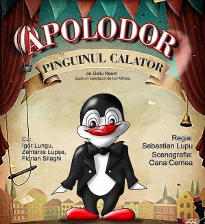Aventurile lui 'Apolodor, pinguinul călător'