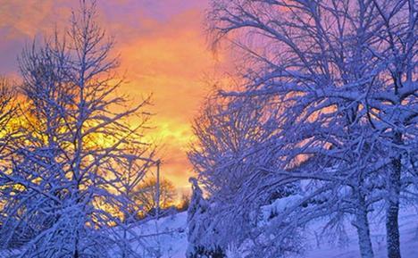 Solstiţiul de iarnă are loc pe 21 decembrie: Cea mai lungă noapte, de 15 ore şi 10 minute