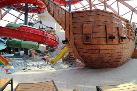 ADP Oradea face angajări la Aquaparkul Nymphaea