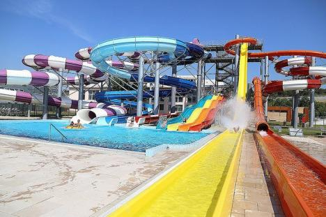 ADP Oradea: În perioada 15-31 august nu se emit bilete de 3 ore în Aquapark
