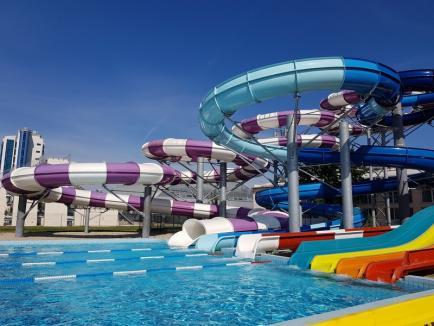 ADP Oradea angajează personal de curățenie pentru aquapark