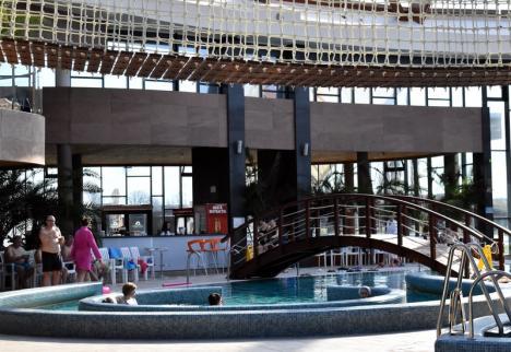 Aquapark-ul din Oradea, profit record de 2,5 milioane euro. ADP va construi în incinta complexului un bazin de înot