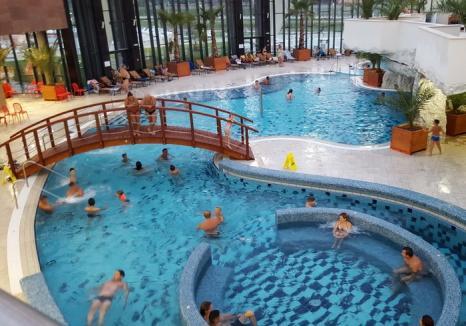 Nymphaea Aquapark Oradea face angajări