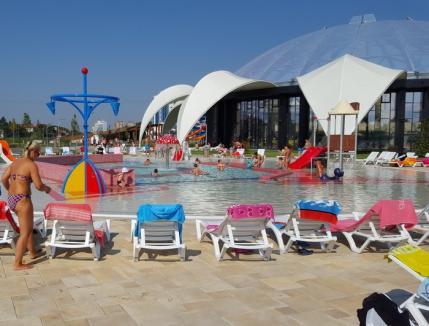 Hotel în  Aquapark: Primăria Oradea îşi va construi propriul hotel în incinta parcului acvatic
