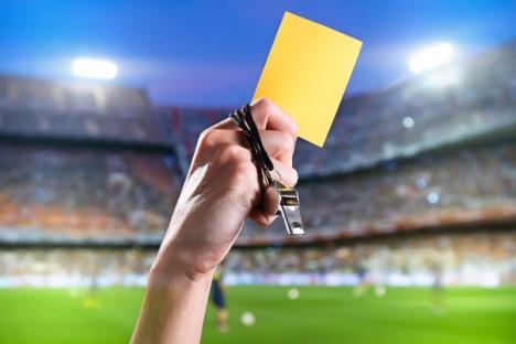 Gest de solidaritate al arbitrilor şi observatorilor bihoreni: Renunţă parţial sau total la baremuri pentru a ajuta echipele
