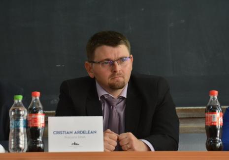"""Procurorul Cristian Ardelean, despre înregistrările din sediul DNA Oradea, după audieri: """"Era o discuţie la o cafea"""" (VIDEO)"""