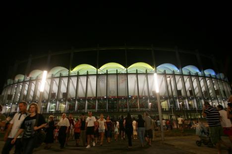 Naţional Arena e gata! (FOTO)