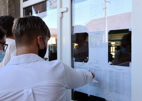 Dezastrul de toamnă: Mai puţin de o treime din candidaţii de la Bacalaureat au promovat în Bihor