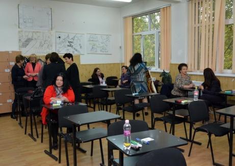 Concursurile de directori de şcoli: 10 candidaţi au picat prima probă, cea a testului grilă
