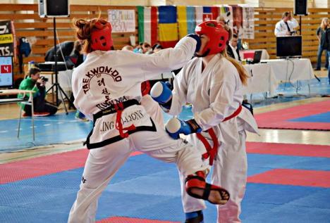 Oradea găzduieşte primul turneu de clasa A din România la taekwon-do