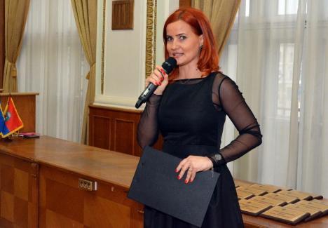 Arina merge mai departe: Șefa Direcției de Asistență Socială Oradea vrea să devină înalt funcționar public