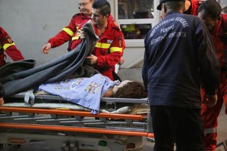Degetul pe rană: Ministrul Sănătăţii recunoaște că România nu poate trata în condiții de siguranță pacienți 'mari arși'