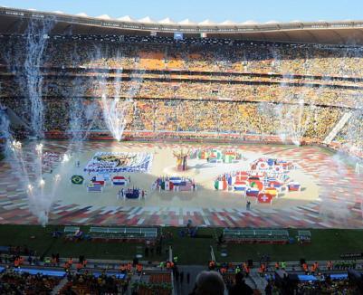 A început Cupa Mondială!