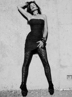 Cindy Crawford, la 45 de ani ca la 20 (FOTO)