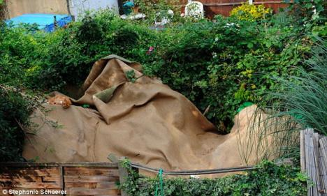 Surpriză nedorită: O englezoaică a găsit o familie de romi mutată în casa ei