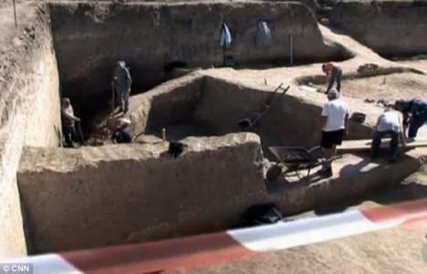 Cel mai vechi oraş din Europa, găsit lângă România