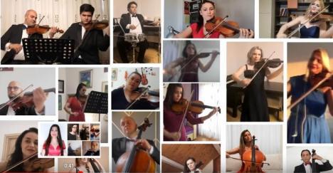 One World: Together At Home. Zeci de cântăreți internaţionali în mega concert. 100 de artiști români au cântat de acasă 'Hristos a înviat' (VIDEO)