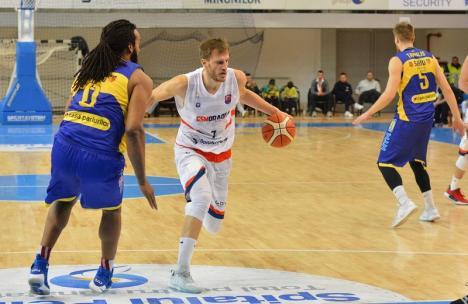 Și Arturas Valeika continuă cu CSM CSU Oradea