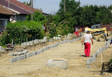 Investiţii de 20 milioane euro: Ce străzi vor fi asfaltate în următorii doi aniîn Oradea