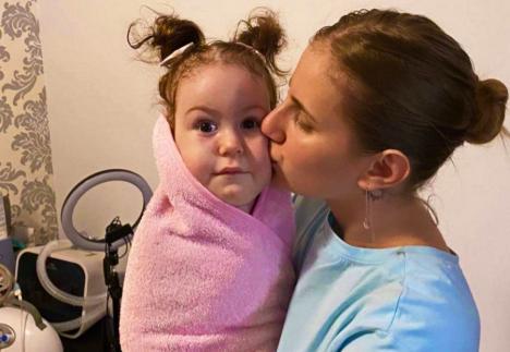 În doar 12 săptămâni au strâns 2,5 milioane de dolari! Asociația pentru micuțul Noel a reușit să o ajute și pe Alessia(FOTO / VIDEO)