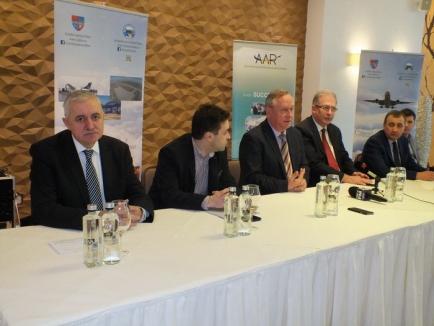 Întâlnirea şefilor aeroporturilor din România, la Felix: Oradea va avea încă un terminal de pasageri