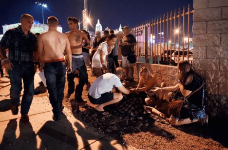 Împuşcături în Las Vegas: cel puţin 50 de morţi şi 200 de răniţi (VIDEO)
