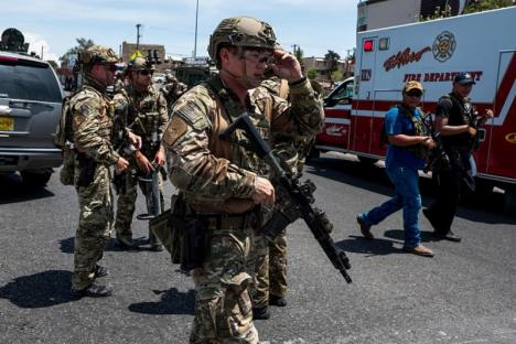 Masacrul din supermarket: 20 de morţi şi 26 de răniţi, în urma unui atac armat, în Texas (FOTO / VIDEO)