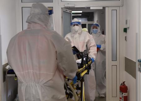 Covid-19 în Bihor: Puţine cazuri noi, dar şi 8 decese la pacienţi confirmaţi cu SARS-CoV-2