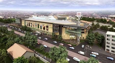 Mall-ul din Arad, vândut de la inaugurare! (FOTO)