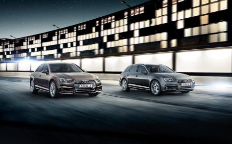 High tech all the way: Noul Audi A4 este acum în showroom-ul D&C Oradea (FOTO)