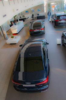 Noul A6 este aici, în showroom D&C Oradea! (FOTO)
