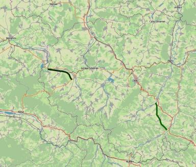 """Se """"mişcă"""" autostrăzile: Două noi tronsoane din Autostrada Transilvania scoase la licitaţie, trei noi autostrăzi votate de Senat"""