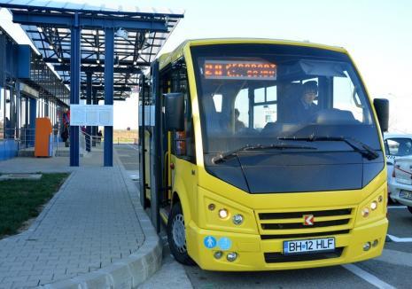 Autobuzele OTL spre Aeroport vor circula după un nou program. Vezi noile grafice!