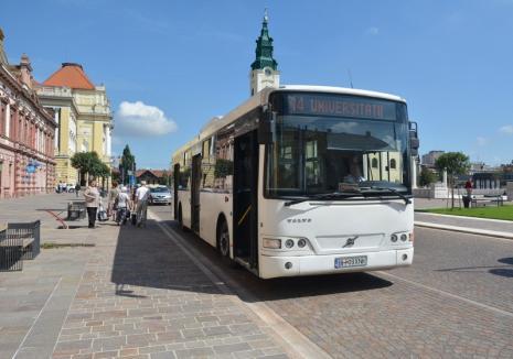Din 3 decembrie, OTL îşi extinde reţeaua de transport public urban prin curse regulate: încă două linii noi de autobuz
