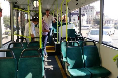 OTL: Circulaţia autobuzelor, dirijată la Oradea City Running Day