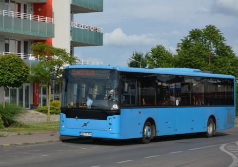 OTL: Întârzieri pe linia 14 de autobuz