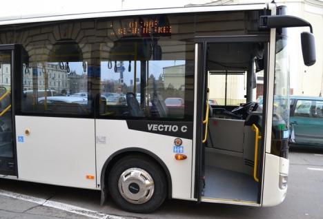 OTL şi-a cumpărat autobuze pentru a înlocui tramvaiele care trec prin Piaţa Unirii. Vezi noile trasee! (FOTO)