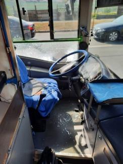OTL: Incident violent pe linia 14 (FOTO)