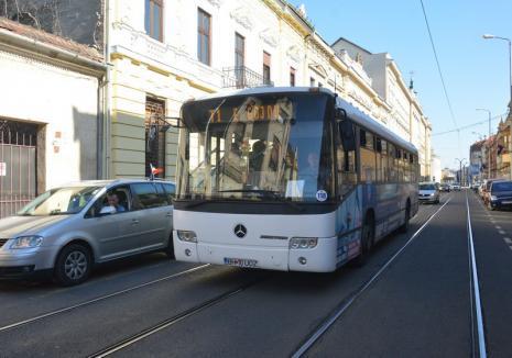 OTL: Cum vor circula mijloacele de transport în comun în contextul lucrărilor din Calea Aradului