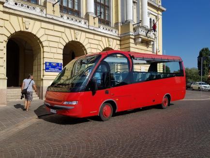 Autobuzul de agrement al OTL va circula în fiecare zi în perioada estivală
