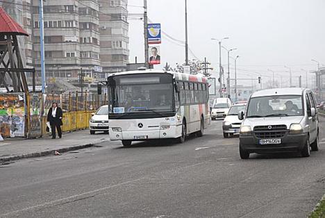De Revelion, mijloacele de transport în comun se retrag mai devreme din circulaţie