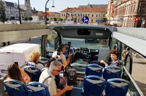 Turiştii care vin în Oradea beneficiază de gratuităţi până la sfârşitul anului