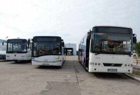 Programul mijloacelor de transport în comun de Anul Nou