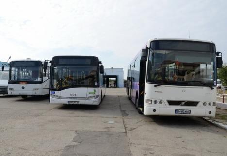 În vacanţa de vară, tramvaiele şi autobuzele OTL circulă mai rar