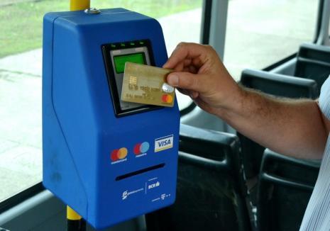 Din ianuarie, biletele OTL se vor cumpăra cu cardul, inclusiv din tramvaie și autobuze!