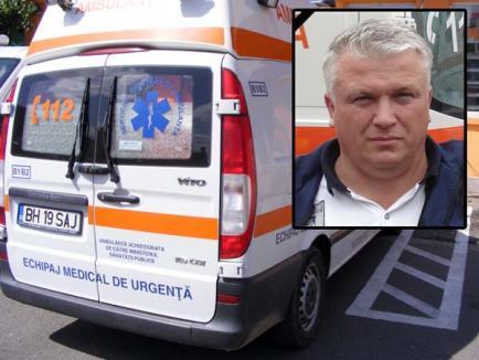 Caz dramatic la Felix: Şoferul unei Ambulanţe a murit în timpul unei intervenţii!