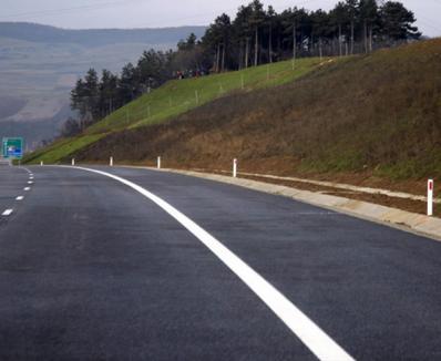 Berceanu: Maxim 40 kilometri de autostradă în 2010