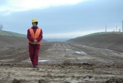 Vin alegerile! Au început lucrările pentru construirea lotului de 5,35 km al Autostrăzii Transilvania între Borş şi Biharia