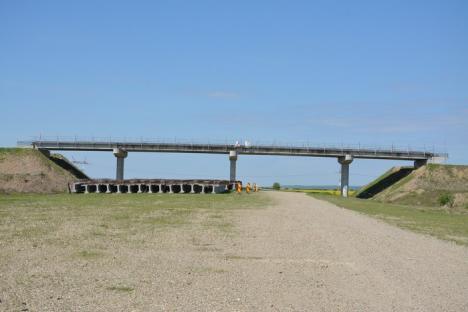 Compania de Drumuri relansează licitația pentru lucrările la Autostradă în Bihor